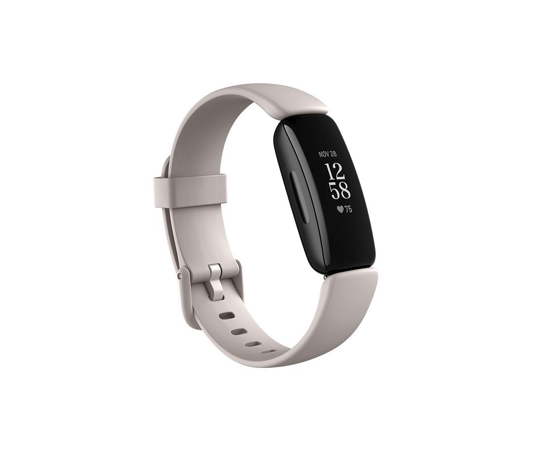 Fitbit Inspire 2 OLED Polsband activiteitentracker Ivoor