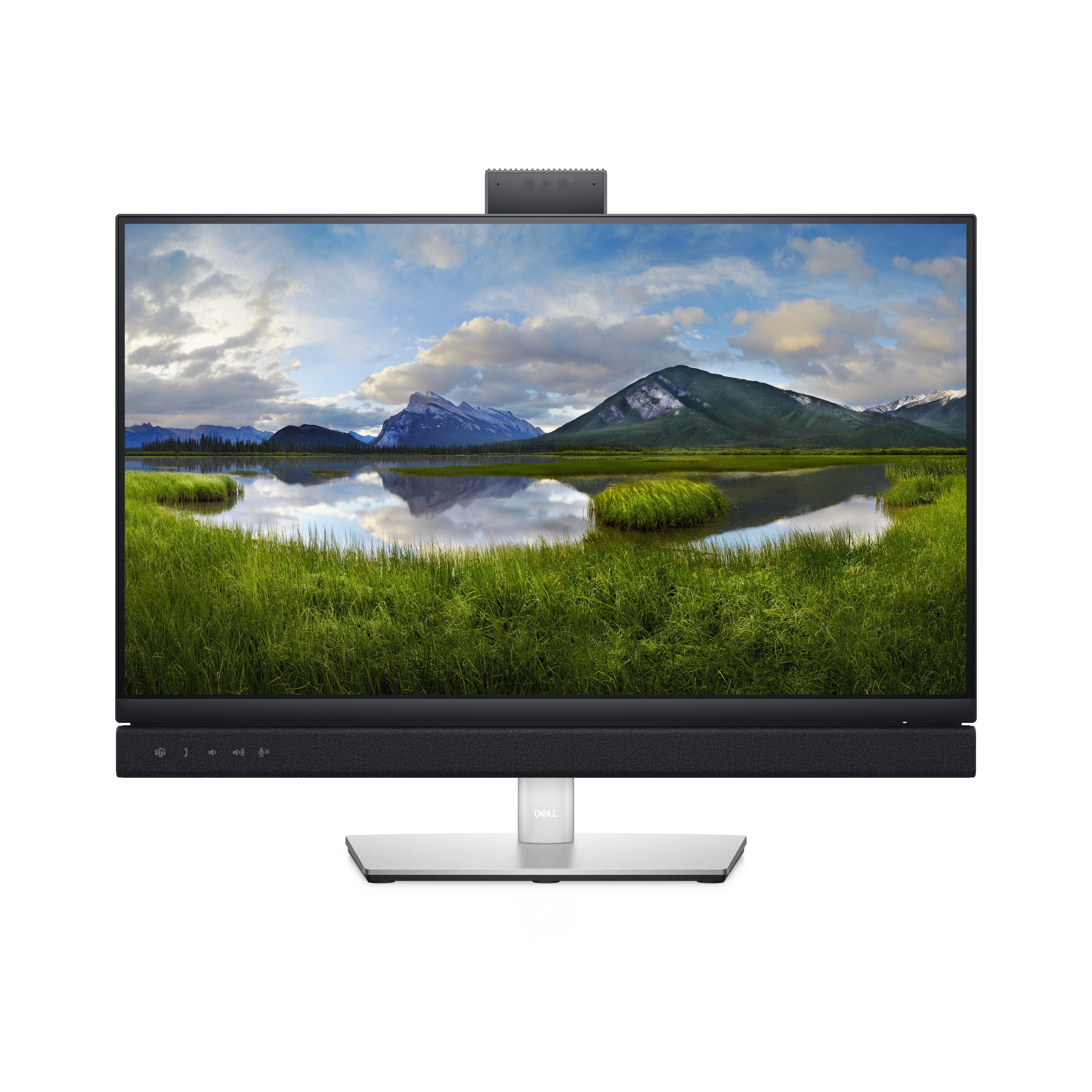 """DELL C2422HE 60,5 cm (23.8"""") 1920 x 1080 Pixels Full HD LCD Zwart, Zilver"""