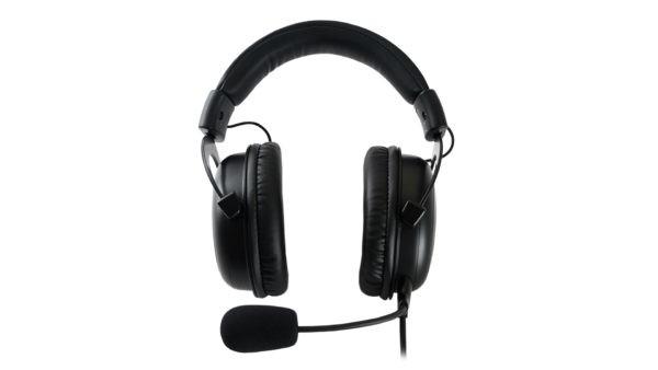 QPAD QH-95 Headset Hoofdband Zwart