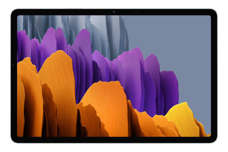 """Samsung Galaxy Tab S7 SM-T870N 128 GB 27,9 cm (11"""") Qualcomm Snapdragon 6 GB Wi-Fi 6 (802.11ax) Android 10 Zilver"""