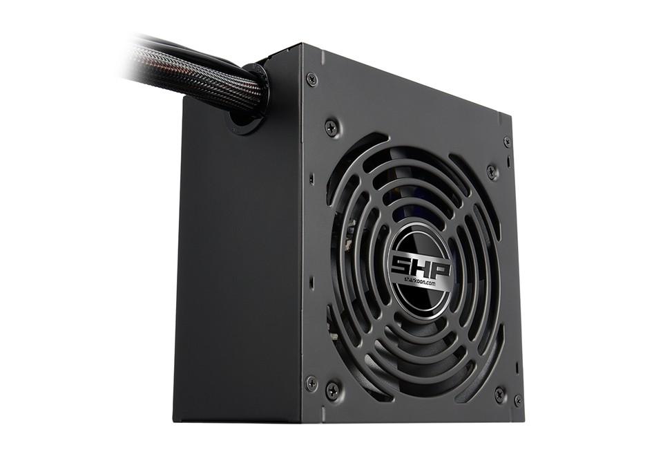 Sharkoon SHP V2 power supply unit 650 W ATX Zwart