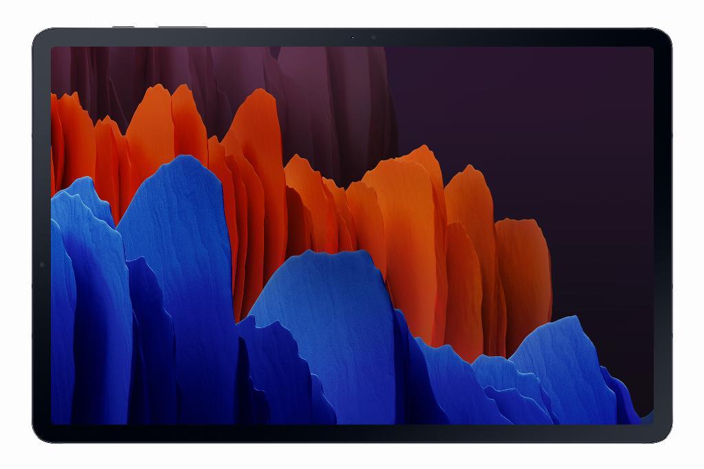 "Samsung Galaxy Tab S7+ 5G SM-T976B LTE 256 GB 31,5 cm (12.4"") Qualcomm Snapdragon 8 GB Wi-Fi 6 (802.11ax) Android 10 Zwart"