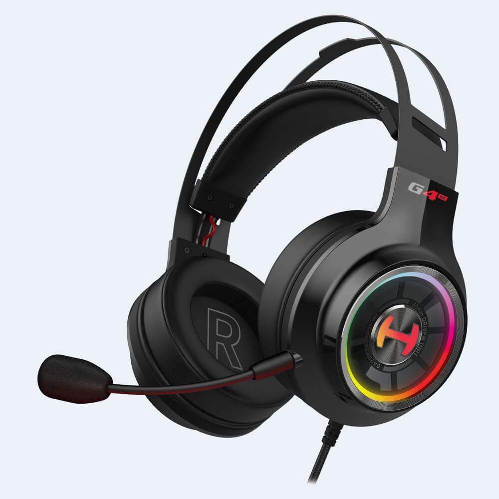 Edifier G4 TE Headset Hoofdband Zwart