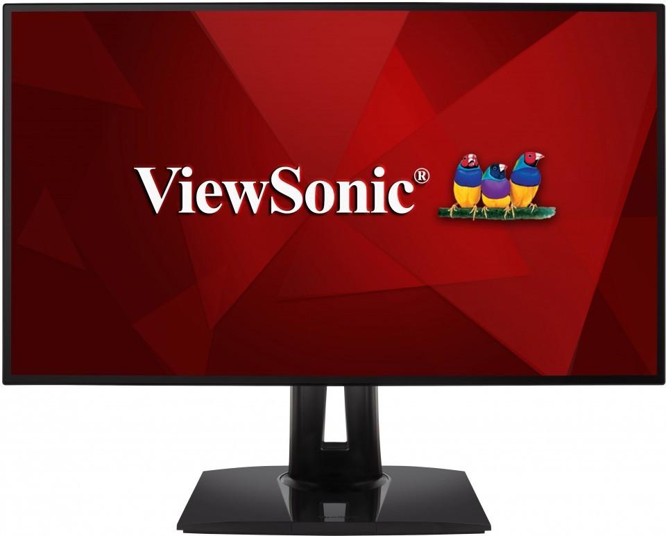 "Viewsonic VP Series VP2768a 68,6 cm (27"") 2560 x 1440 Pixels Quad HD LED Zwart"