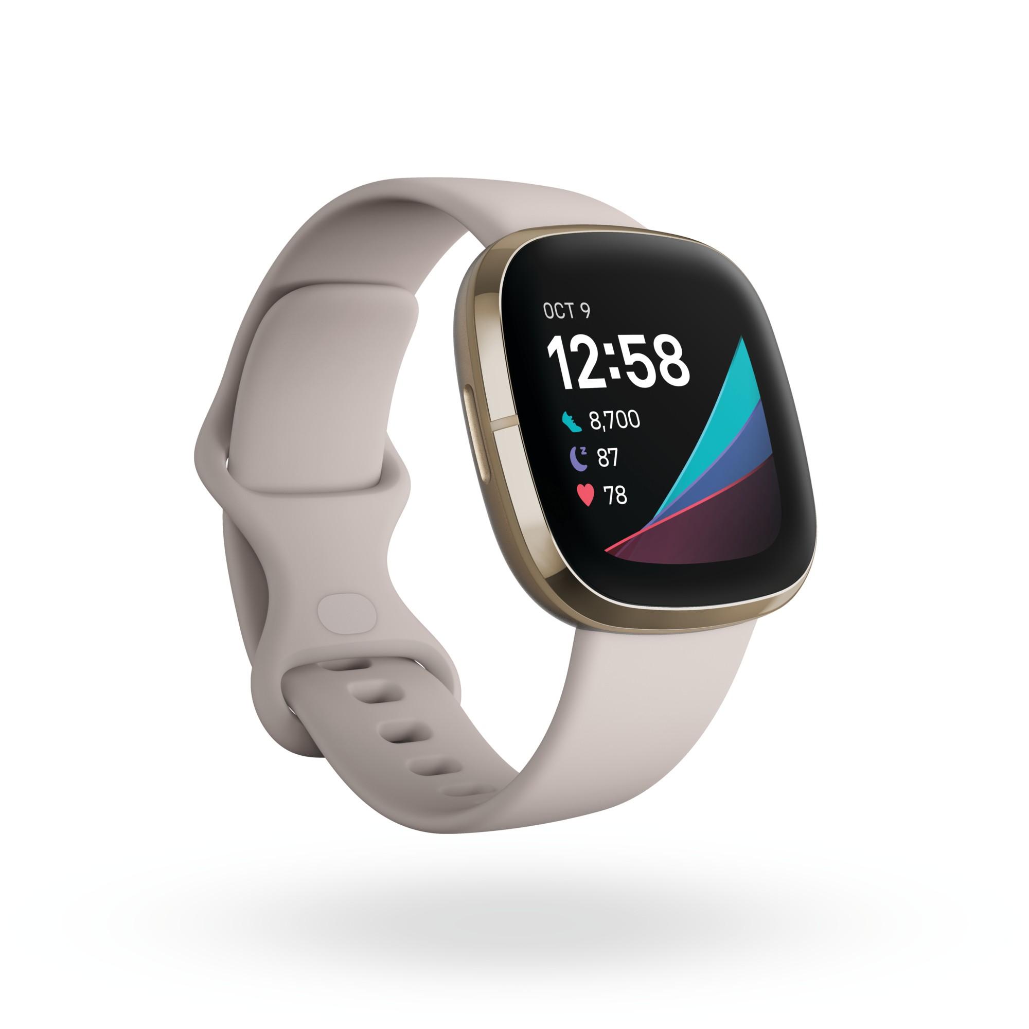 Fitbit Sense AMOLED Wit GPS