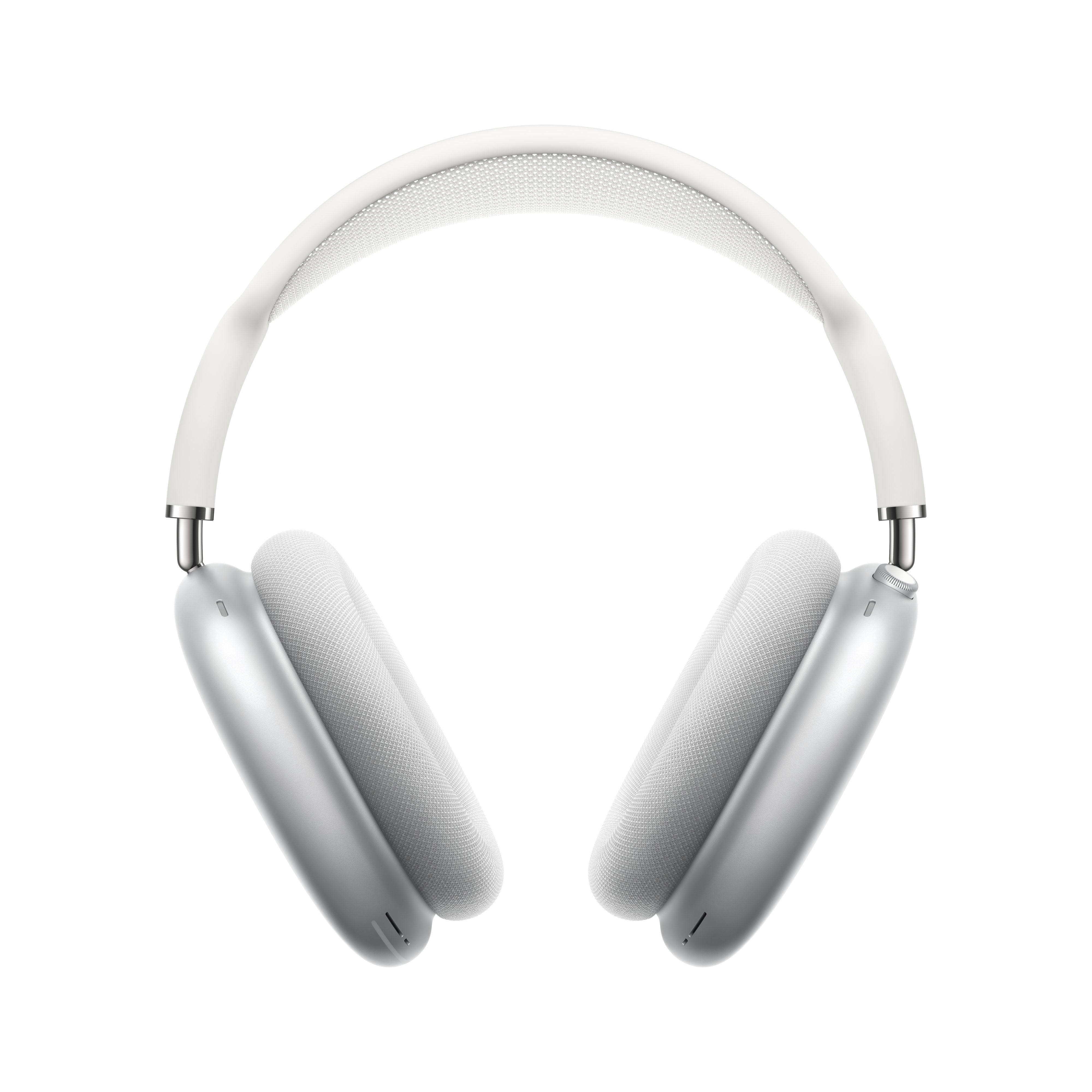 Apple AirPods Max Headset Hoofdband Bluetooth Zilver