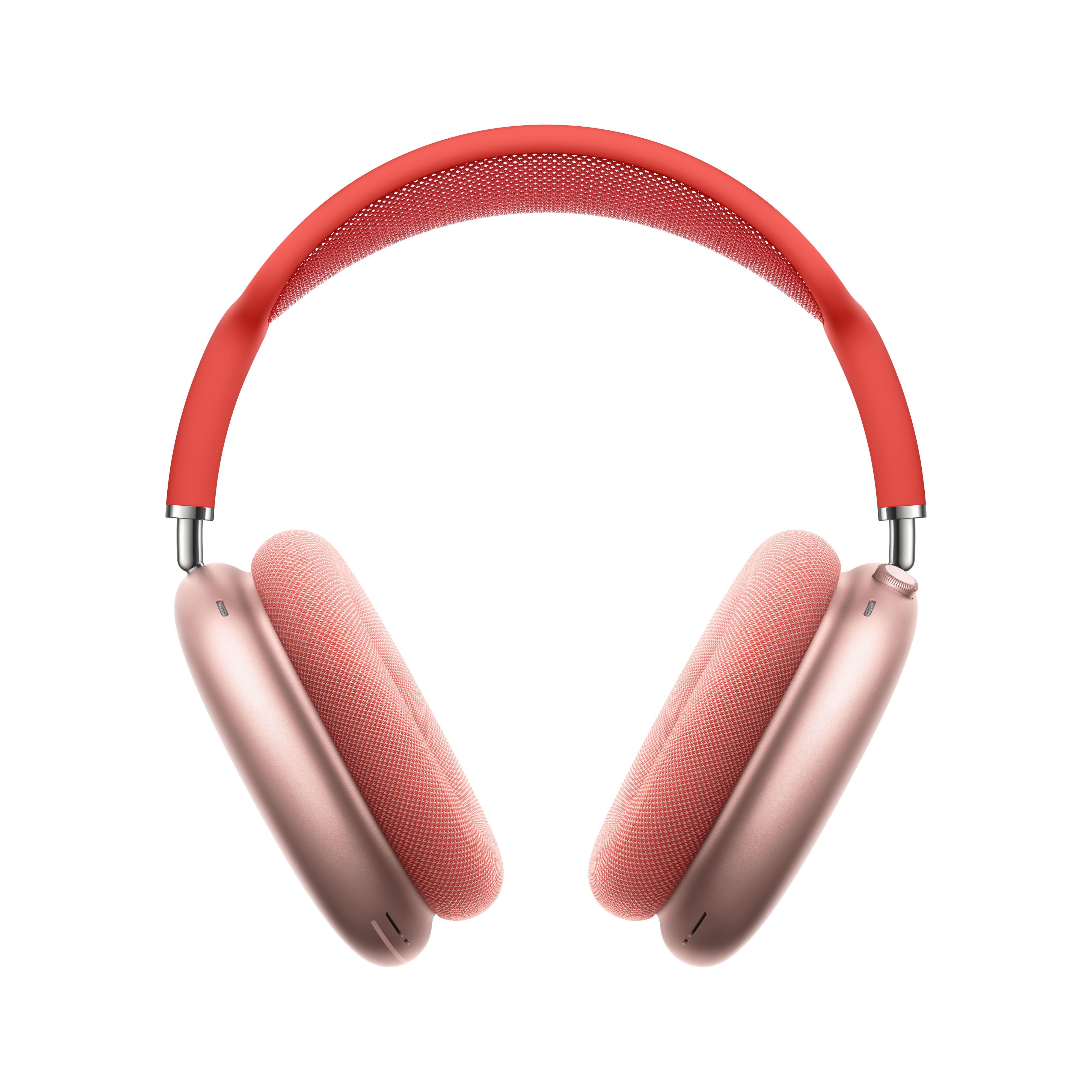 Apple AirPods Max Headset Hoofdband Bluetooth Roze