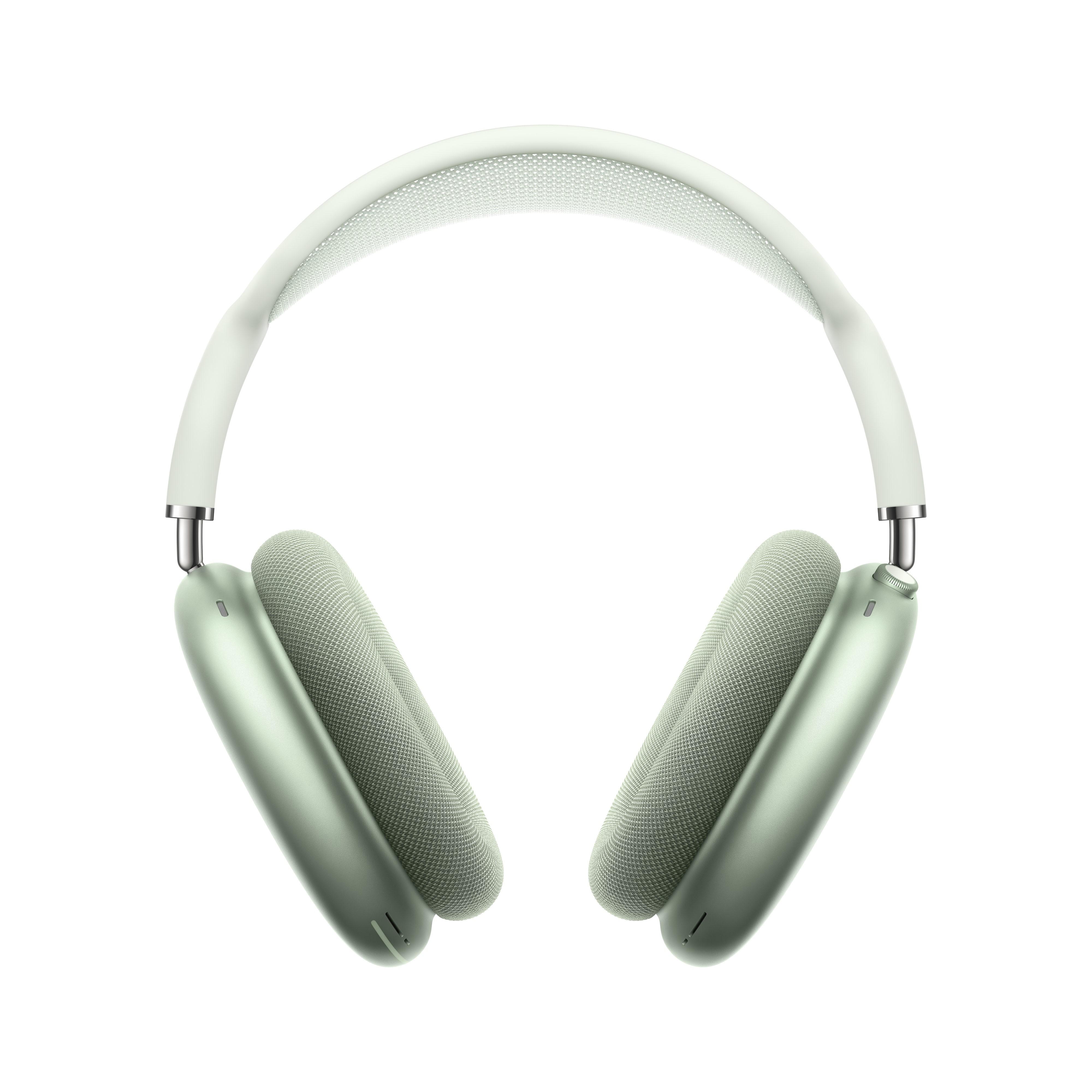 Apple AirPods Max Headset Hoofdband Bluetooth Groen