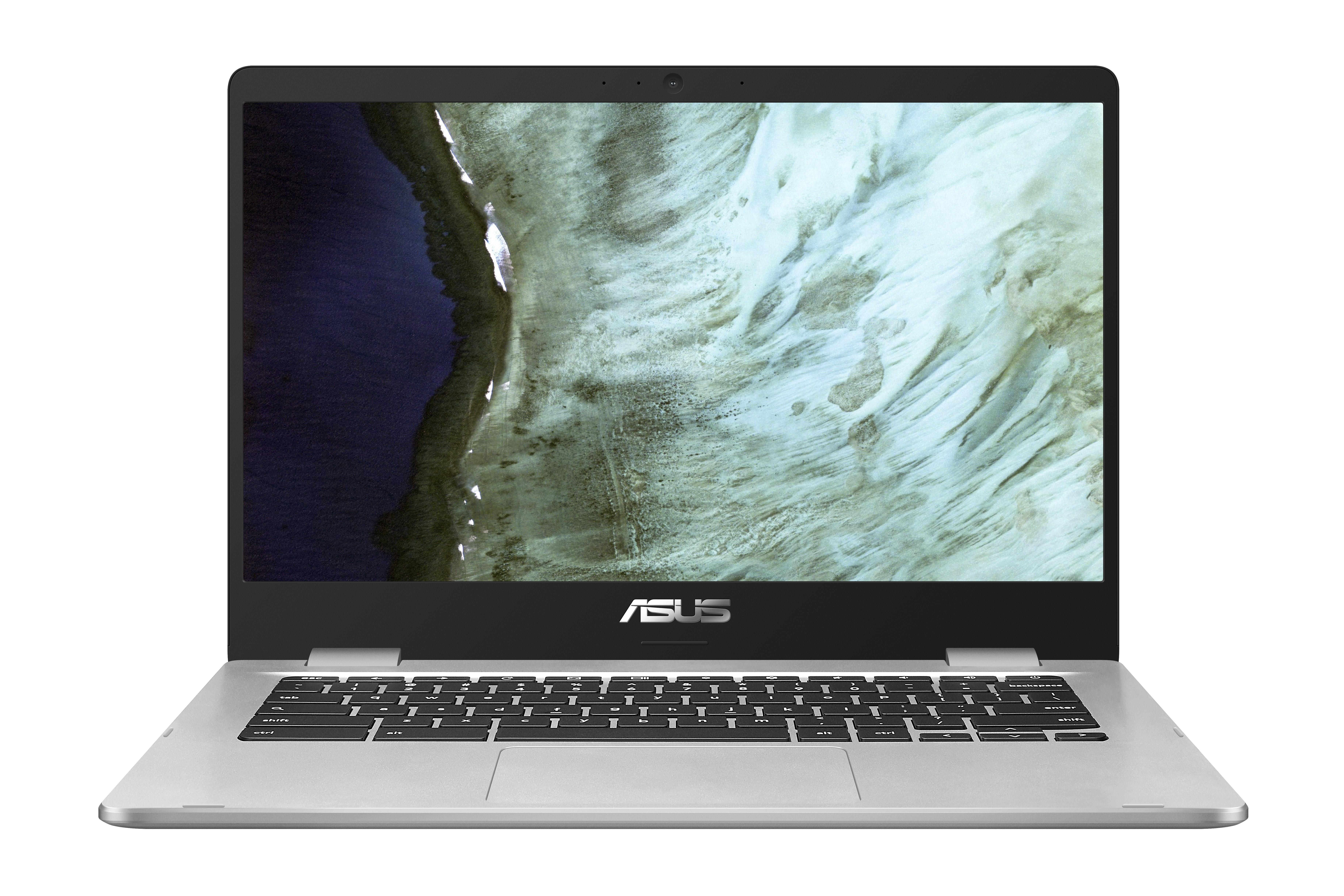 "ASUS Chromebook C423NA-BV0544 LPDDR4-SDRAM 35,6 cm (14"") 1366 x 768 Pixels Intel® Celeron® N 4 GB 64 GB eMMC Wi-Fi 5 (802.11ac) Chrome OS Zilver"