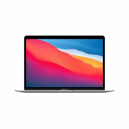 "Apple MacBook Air Notebook 33,8 cm (13.3"") Apple M 8 GB 256 GB SSD Wi-Fi 6 (802.11ax) macOS Big Sur Zilver"