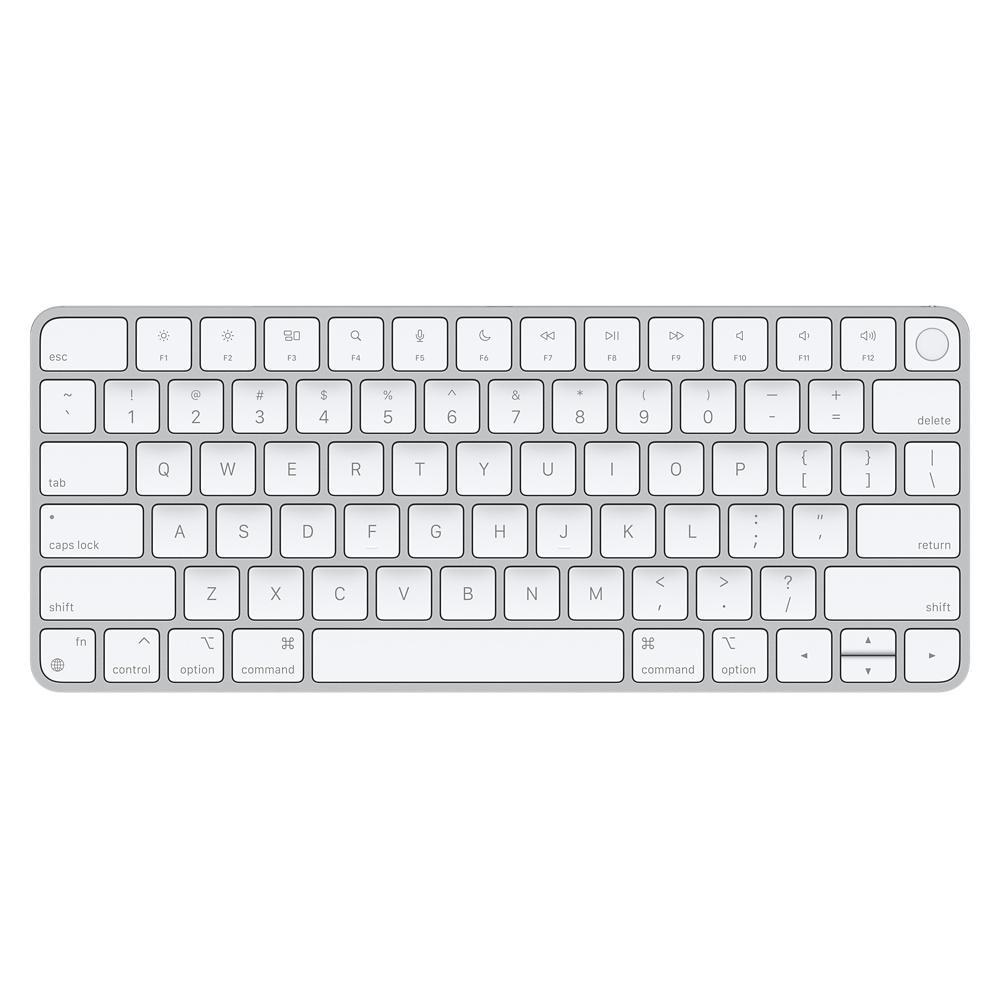 Apple Magic Keyboard toetsenbord Bluetooth QWERTY Amerikaans Engels Wit
