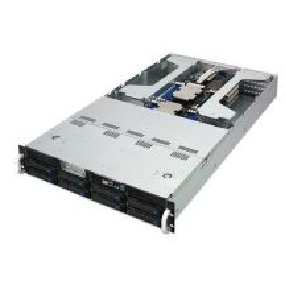 ASUS ESC4000 G4 Intel® C621 LGA 3647 (Socket P) Rack (2U) Zwart, Zilver