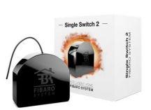 Fibaro FIBEFGS-213 power relay Zwart
