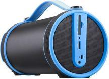 Telestar IMPERIAL BEATSMAN 11 W 2.1 draagbaar luidsprekersysteem Zwart, Blauw