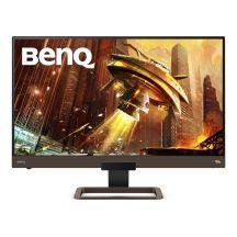 "Benq 9H.LJ8LA.TBE computer monitor 68,6 cm (27"") 2560 x 1440 Pixels LED Grijs, Metallic"