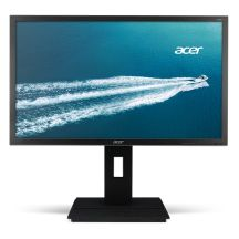 "Acer B6 B246WLA 61 cm (24"") 1920 x 1200 Pixels WUXGA LED Zwart"