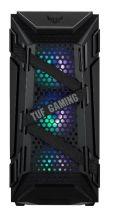 ASUS TUF Gaming GT301 Midi Tower Zwart