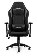AKRacing EX PC-gamestoel Gestoffeerde gevoerde zitting Zwart