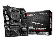MSI MAG B550M Bazooka Socket AM4 micro ATX AMD B550