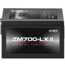 Zalman ZM700-LXII power supply unit 700 W 20+4 pin ATX ATX Zwart