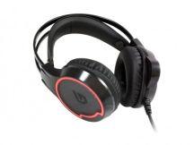 Conceptronic ATHAN U1 Headset Hoofdband Zwart