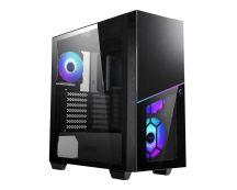 MSI MPG SEKIRA 100R computerbehuizing Desktop Zwart