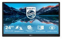 """Philips 242B9TN/00 computer monitor 60,5 cm (23.8"""") 1920 x 1080 Pixels Full HD LCD Zwart"""
