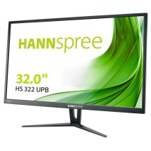 "Hannspree HS 322 UPB 81,3 cm (32"") 2560 x 1440 Pixels Quad HD LED Zwart"