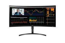 "LG 38CL950P-1C All-in-One PC/workstation 95,2 cm (37.5"") 3840 x 1600 Pixels AMD Ryzen 5 8 GB DDR4-SDRAM 128 GB HDD Windows 10 Pro Wi-Fi 5 (802.11ac) All-in-One workstation Zwart"