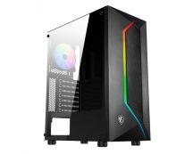 MSI MAG VAMPIRIC 100R 'V100R' ARGB Mid Tower Gaming Computer Case Midi Tower Zwart
