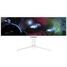 """LC-Power LC-M44-DFHD-120 computer monitor 111,2 cm (43.8"""") 3840 x 1080 Pixels Wit"""