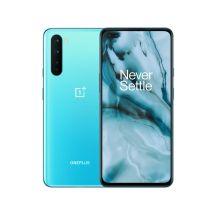 "OnePlus Nord 16,4 cm (6.44"") Dual SIM Oxygen OS 5G USB Type-C 12 GB 256 GB 4115 mAh Blauw"