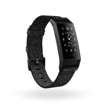 """Fitbit Charge 4 Special Edition Polsband activiteitentracker 3,96 cm (1.56"""") Zwart"""
