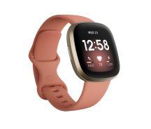 Fitbit Versa 3 40 mm AMOLED Goud, Roze GPS