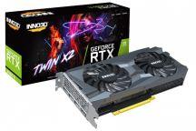 Inno3D GEFORCE RTX 3060 Ti TWIN X2 LHR NVIDIA 8 GB GDDR6