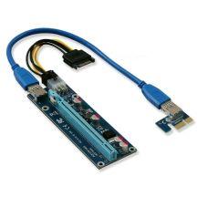 16x naar 1x PCI-e Mining Riser