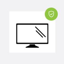 SiComputers Pixelgarantie voor monitoren van 250.- tot 499.-