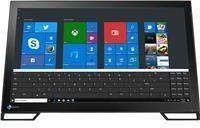 23 Inch Touch Squarescreen 5:4 1280 x 1024 - IPS - 1 1ms - 178/178 - 260cd/m2 -1000:1 - D-Sub - DVI - Displayport - USB 2.0 - LED Backlight
