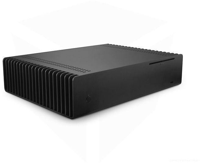 Streacom ST-FC10B Alpha Fanless Zwart (met optisch slot)