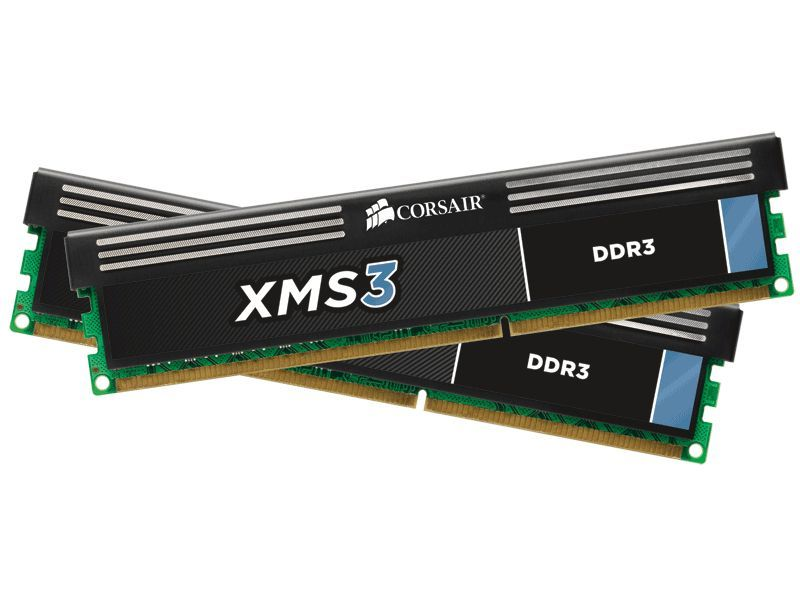 Corsair 16GB (2x8GB) DDR3 1600MHz DIMM PC3-12800 CL11 geheugenmodule