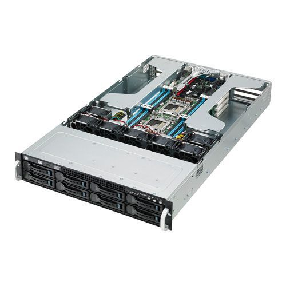 ASUS ESC4000/FDR G2 server barebone Intel® C602 LGA 2011 (Socket R) Rack (2U)