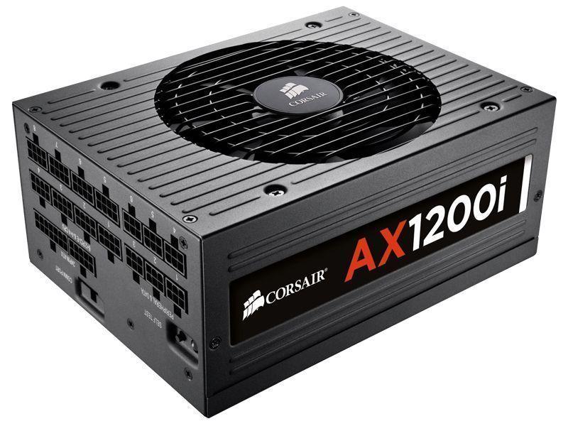 Corsair AX1200i power supply unit 1200 W ATX Zwart