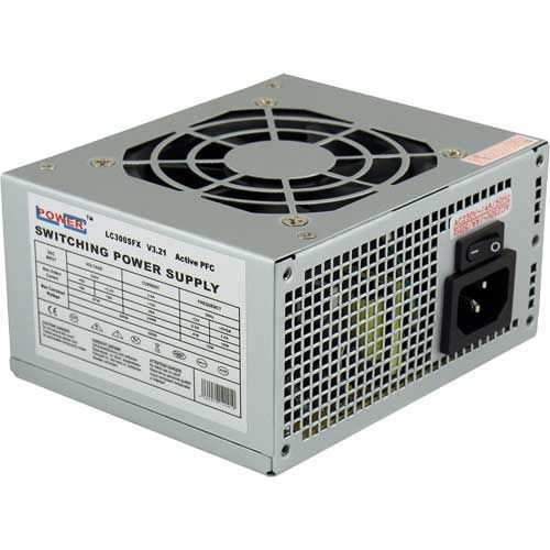 LC-Power LC200SFX V3.21 power supply unit 200 W 20+4 pin ATX SFX Grijs