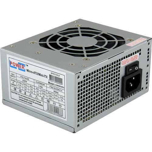 LC-Power LC300SFX V3.21 power supply unit 285 W SFX Grijs