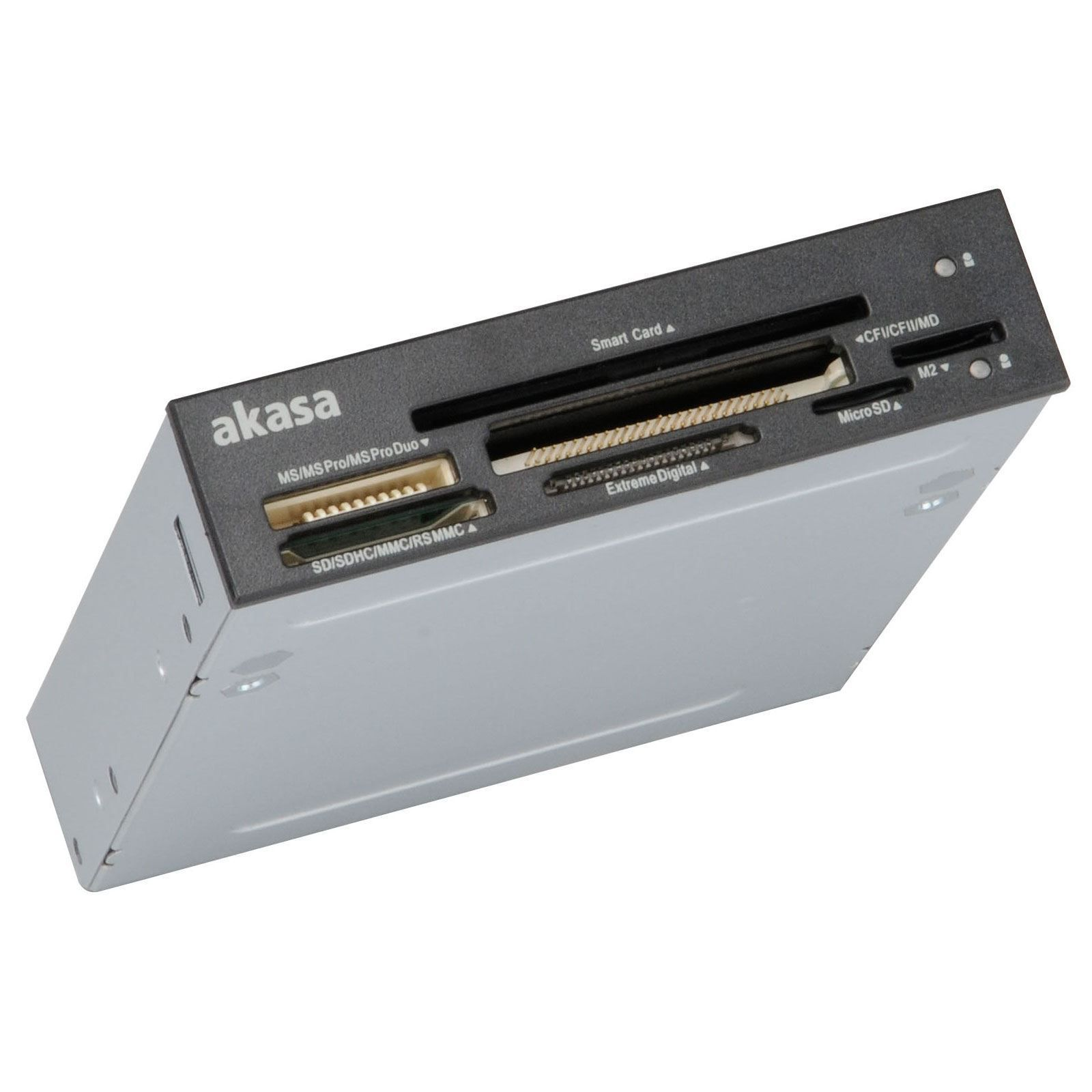 Akasa AK-ICR-09 Intern USB 2.0 geheugenkaartlezer