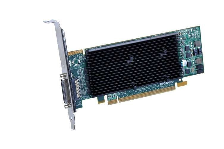 Matrox M9140-E512LAF videokaart 0,5 GB GDDR2