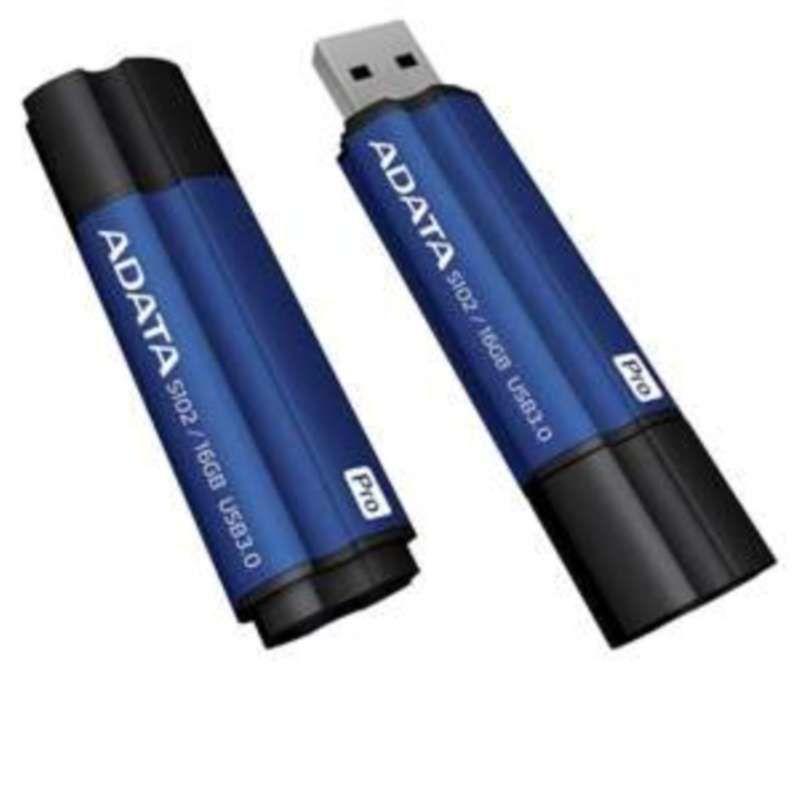 ADATA AS102P-64G-RBL USB flash drive 64 GB USB Type-A 3.2 Gen 1 (3.1 Gen 1) Blauw
