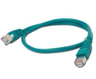 Gembird 1m CAT6 netwerkkabel Groen F/FTP (FFTP)
