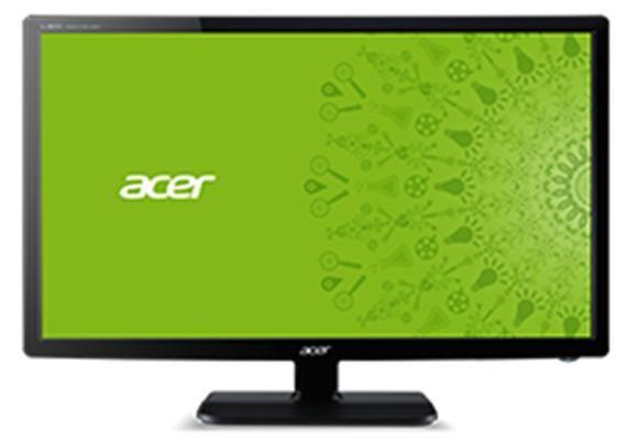 "Acer B6 B246HLymdpr 61 cm (24"") 1920 x 1080 Pixels Full HD Grijs"