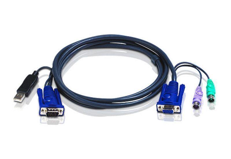 Cable For  KVM:CS122 CS82ACCS84ACCS9134CS9138CS88 USB Cable at PC Side For USB USB Mac Computer 3.0mtr